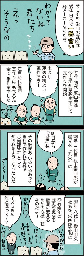 栄四郎ヒストリー