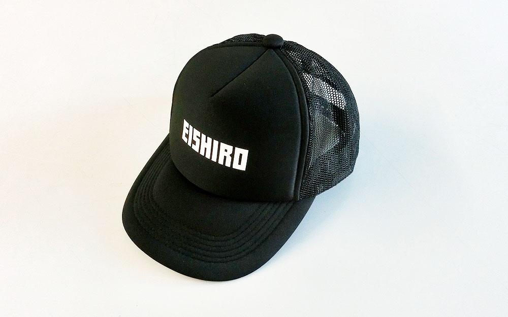 [EISHIRO]ロゴ入り帽子